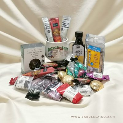 Gift Hamper Hearty Get Well