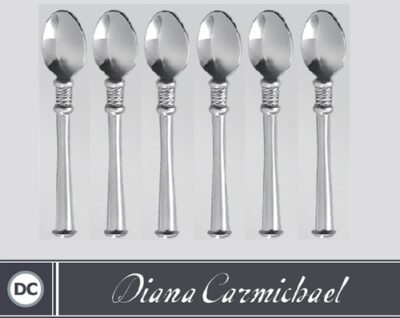 Diana Carmichael - Coffee Spoons Noblesse (6)