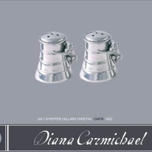 Diana Carmichael - Salt Pepper Cellars Cheetah