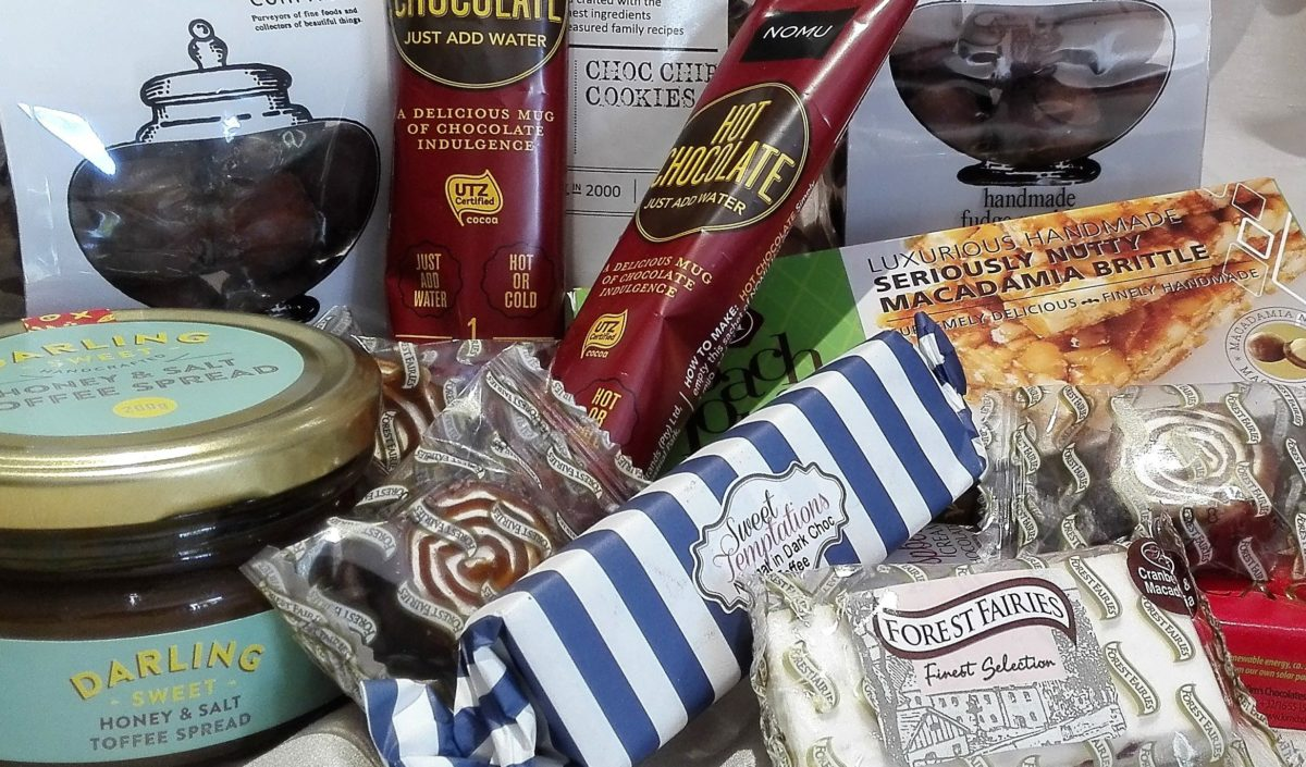 First Gift Hamper Orders 2017