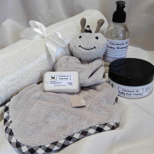 Gift Hamper Baby Shower Organic
