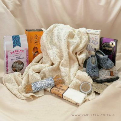 Gift Hamper Baby Shower Cot Cover