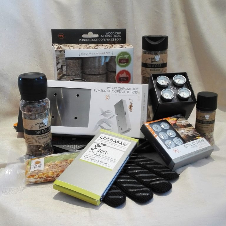 Gift Hamper Barbecue De Lux