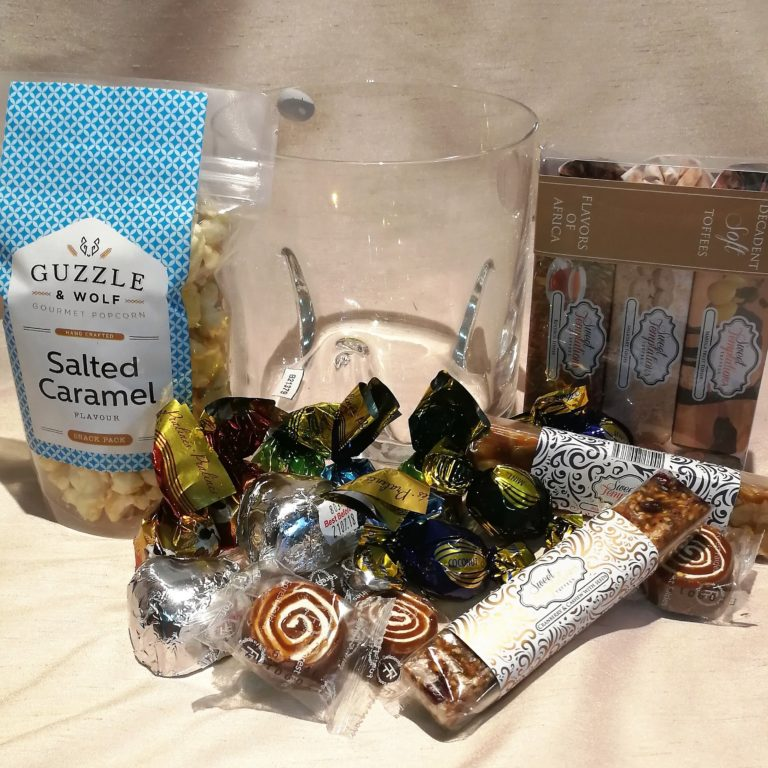 Gift Hamper Man Treats
