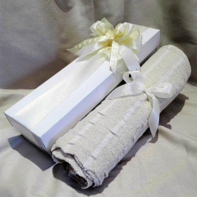 Gift Hamper - Handwoven Cot Cover