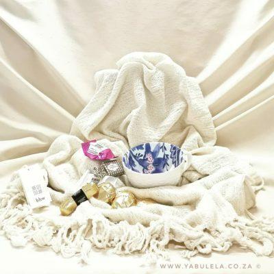 Gift Hamper Cotton Shawl Lux