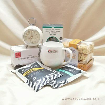 Gift Hamper Morning Wakeup White