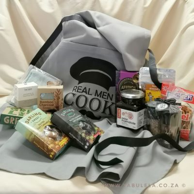 Gift Hamper Real Men Cook