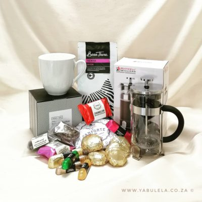 Gift Hamper Coffee Break Dove Grey