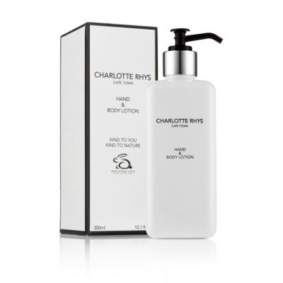Charlotte Rhys Hand and Body Lotion