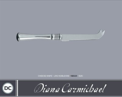 Diana Carmichael Noblesse Cheese Knife