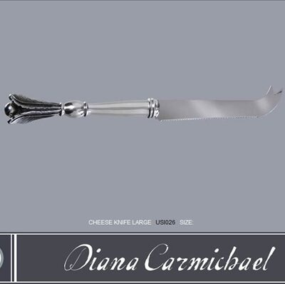 Diana Carmichael Usiba Cheese Knife