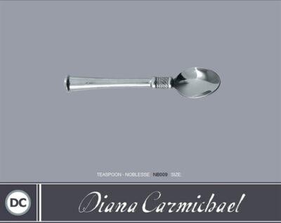 Diana Carmichael Noblesse Tea Spoons (6)