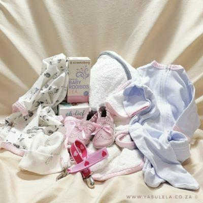 Gift Hamper Baby Shower Lux