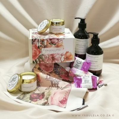 Gift Hamper Fragrant Aromas